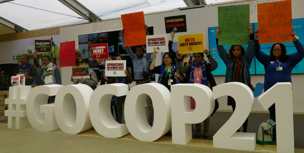 The Common Voice of Climate Justice